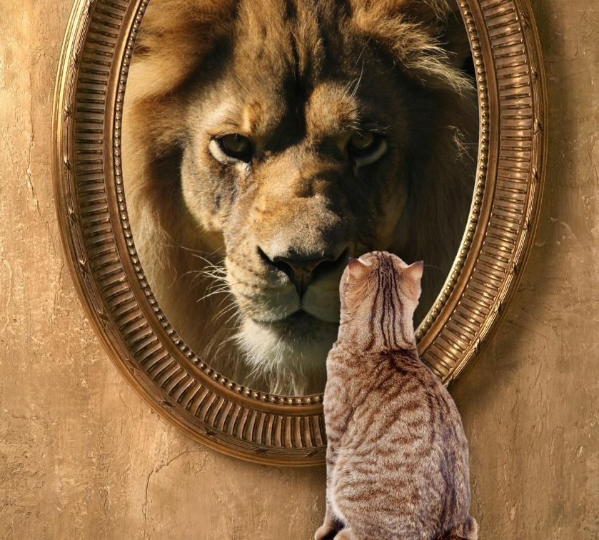 What matters is how you see yourself