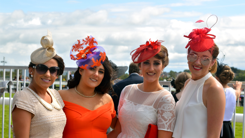 Galway Races Ladies Day